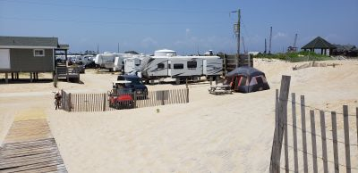 North Beach Campground photo